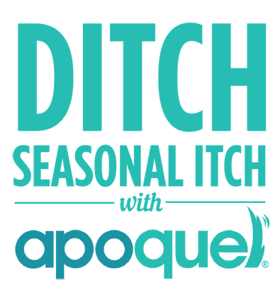 Ditch Itch with Apoquel